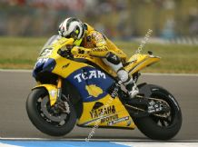 Yamaha YZR M1  Valentino Rossi. Donington British Moto GP 2006 .Photo (a)